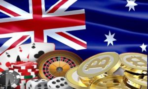 Bitcoin for gambling: Australia and New Zealand