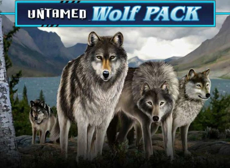 Relax With Untamed Wolf Pack No Download Slots