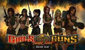 Girls with Guns pokie